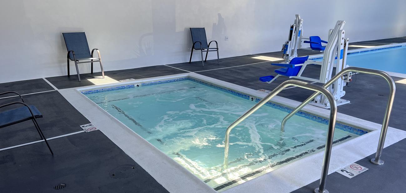 Surf City Inn & Suites Indoor Pool